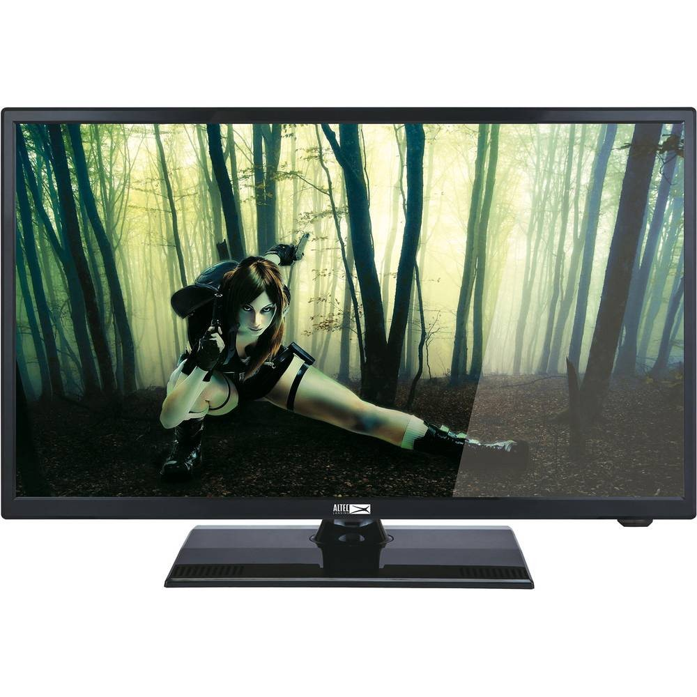 "Ecran LED 24"" wide * ALTEC LANSING AL-MQL24 3ms fHD HDMI/VGA + USB * 2 ans"