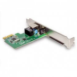 Netis AD1103 carte reseau PCIexpress GbLAN + low Profile - 471103