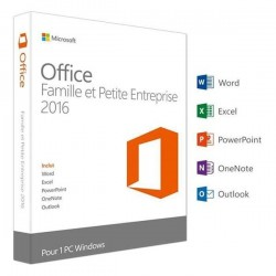 Pack MICROSOFT OFFICE 2016...