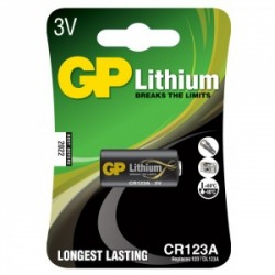 PHOTO LITHIUM GP BATTERIES...